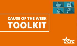 Cover image of the Cause of the Week Toolkit